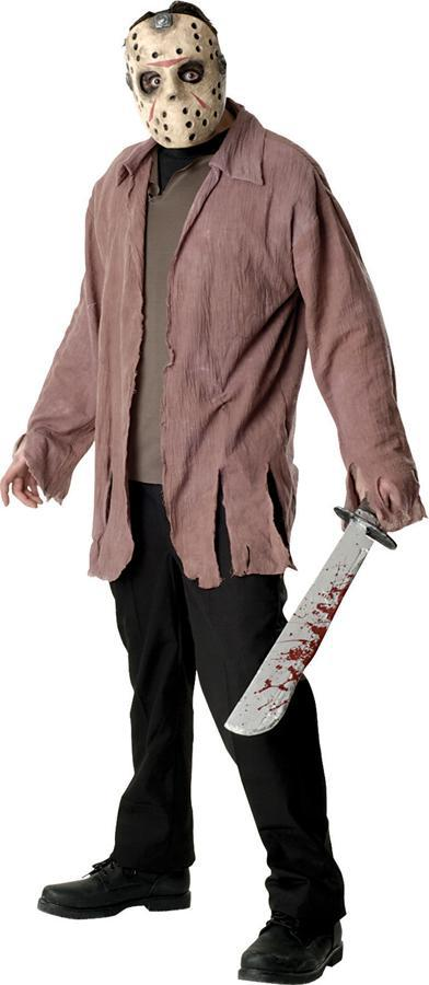 FRIDAY THE 13TH - Adult Jason Costume-Costume-1-RU-16576-Classic Horror Shop