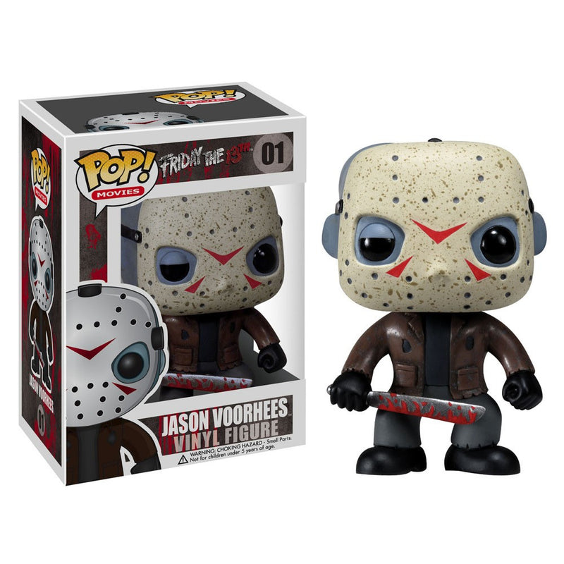 FRIDAY THE 13TH Jason Voorhees Pop! Vinyl Funko-Funko-2292-Classic Horror Shop