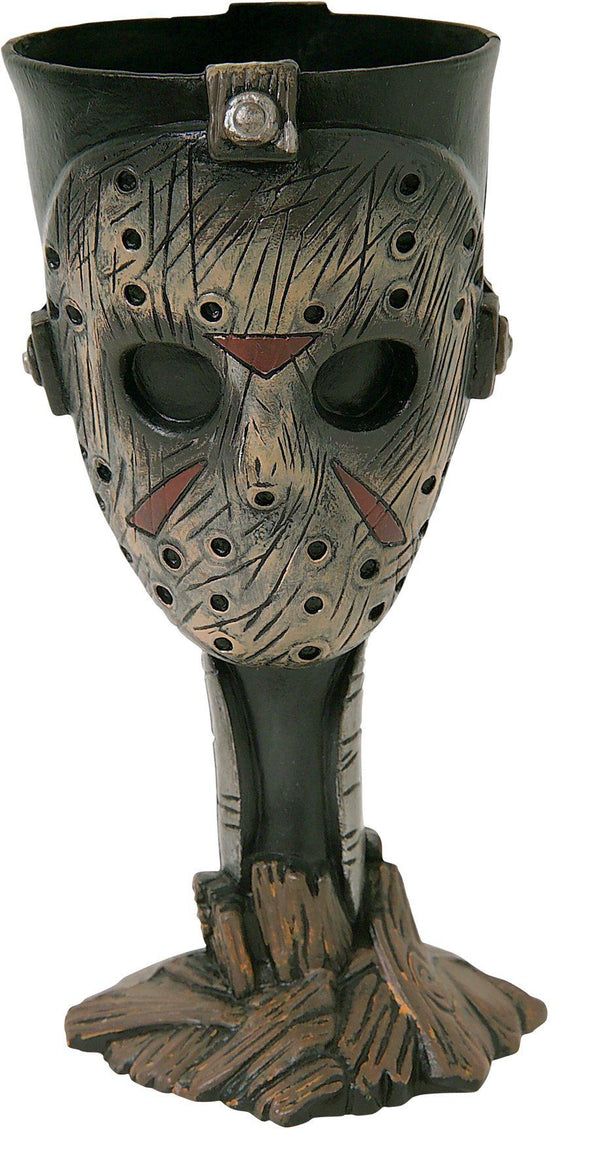 FRIDAY THE 13TH - Jason Goblet-Prop-1-RU-796-Classic Horror Shop