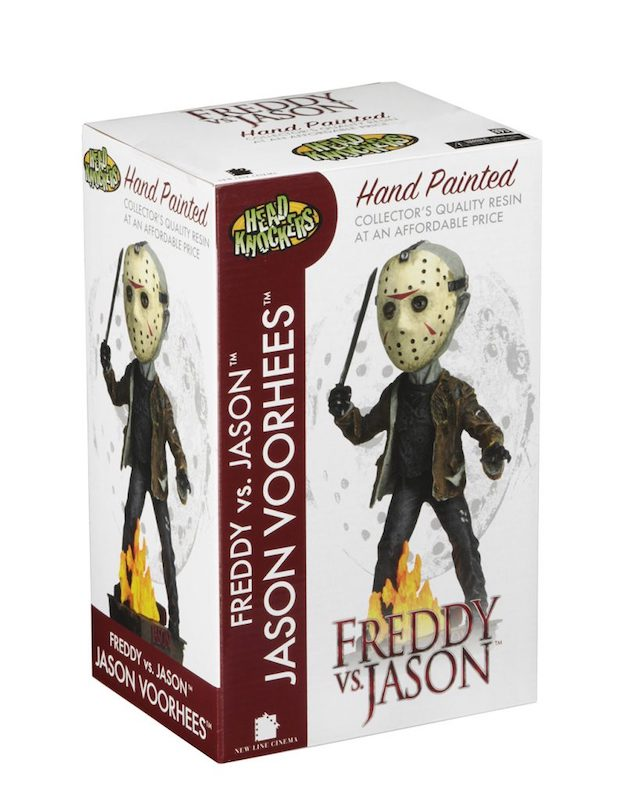 FRIDAY THE 13TH - Jason NECA Head Knocker-NECA-2-39771-Classic Horror Shop
