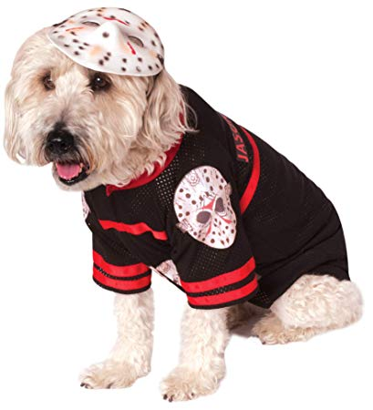 FRIDAY THE 13TH - Jason Pet Costume-Pet Costume-1-Classic Horror Shop