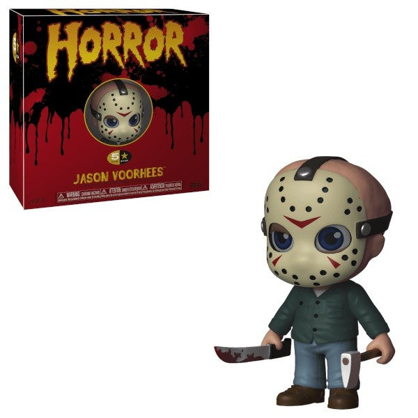 FRIDAY THE 13TH - Jason Funko 5 Star-Funko-1-34012-Classic Horror Shop