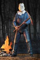 "FRIDAY THE 13TH - 7"" Scale Action Figure - Ultimate Jason-NECA-2-39719-Classic Horror Shop"