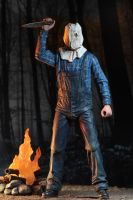 "FRIDAY THE 13TH - 7"" Scale Action Figure - Ultimate Jason-NECA-3-39719-Classic Horror Shop"