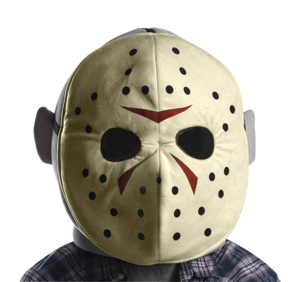 FRIDAY THE 13TH - Large Plush Jason Hockey Mask-Mask-200550-Classic Horror Shop