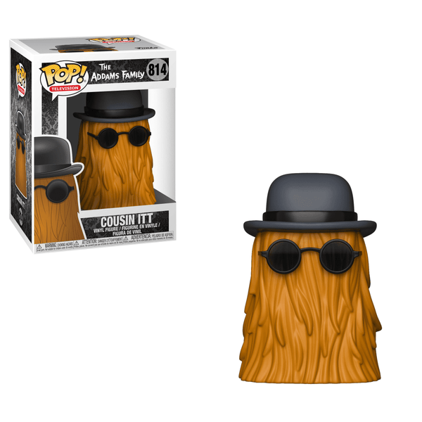 THE ADDAMS FAMILY - Funko Pop! Vinyl Cousin Itt-Funko-1-39180-Classic Horror Shop