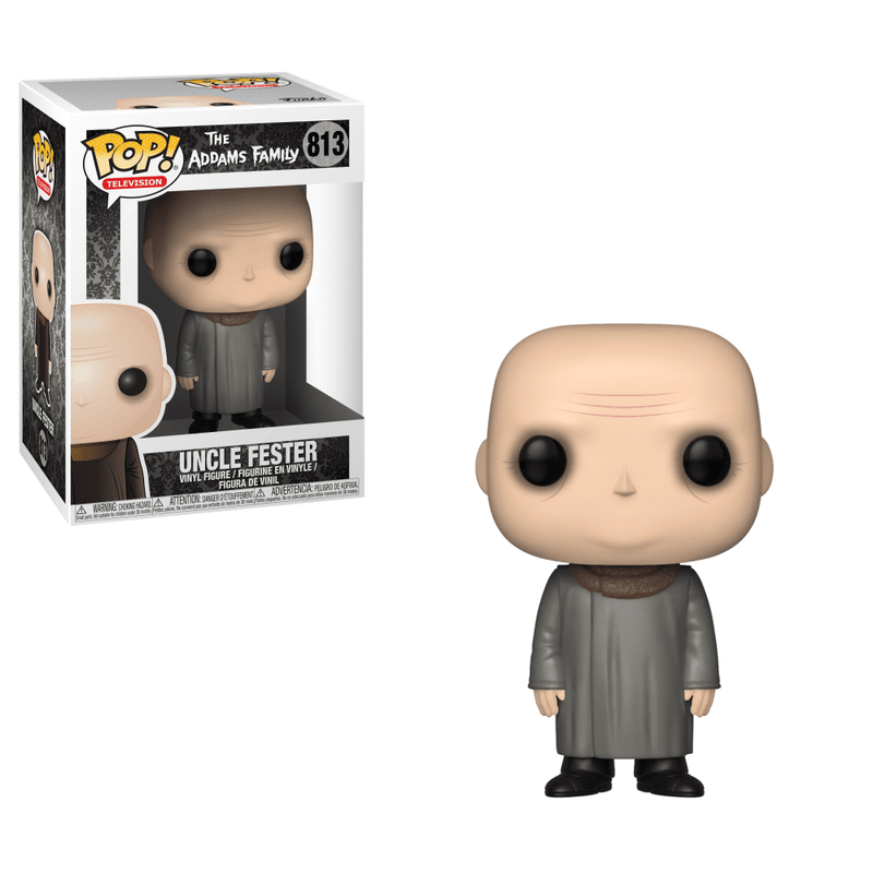 THE ADDAMS FAMILY - Funko Pop! Vinyl Uncle Fester-Funko-1-39182-Classic Horror Shop