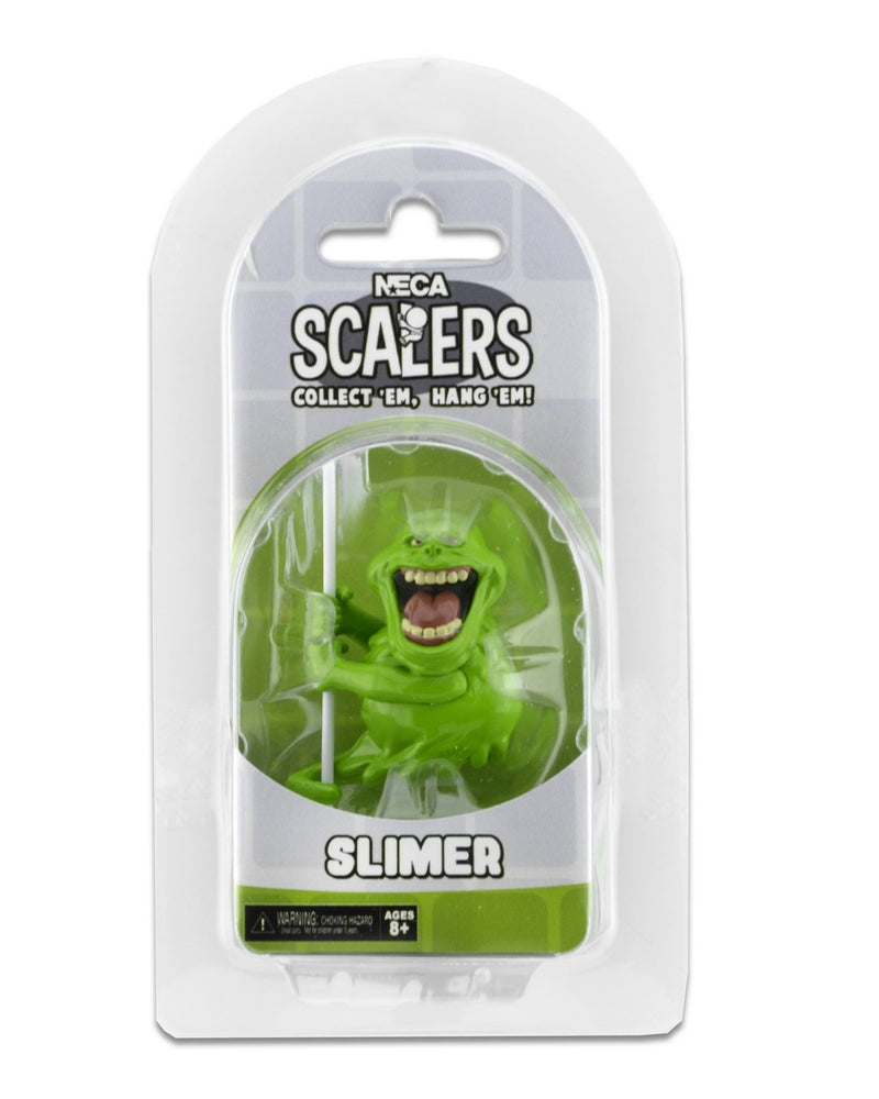 "GHOSTBUSTERS - NECA 2"" Scalers Characters - Slimer-Scalers-2-14782-Classic Horror Shop"
