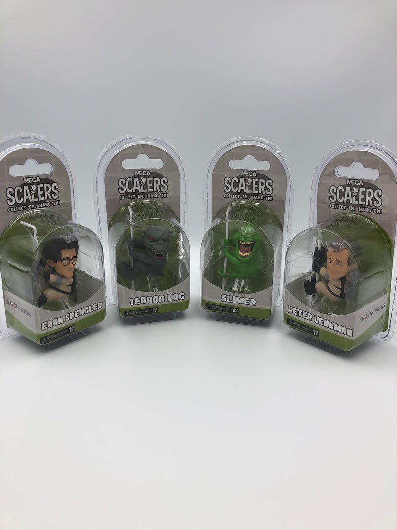 "GHOSTBUSTERS - NECA 2"" Scalers Characters - Slimer-Scalers-3-14782-Classic Horror Shop"