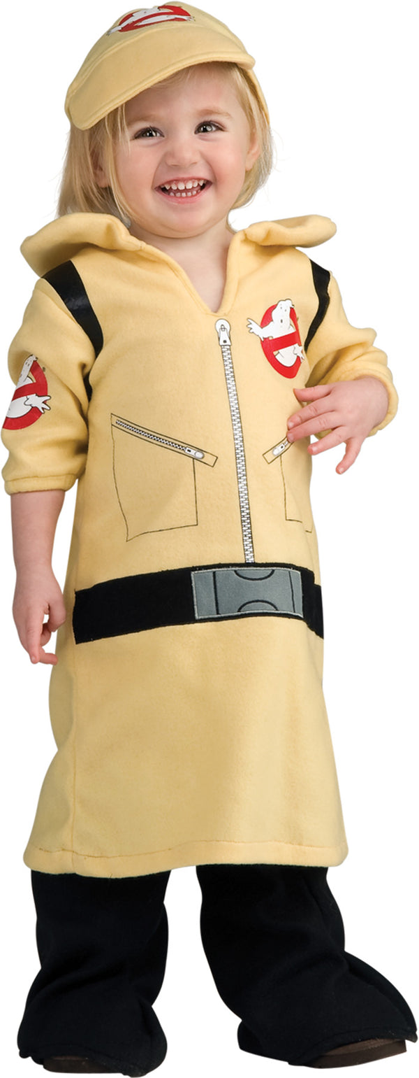 GHOSTBUSTERS - Infant Dress Costume 6 - 12 mo-Costume-1-RU-885897I-Classic Horror Shop