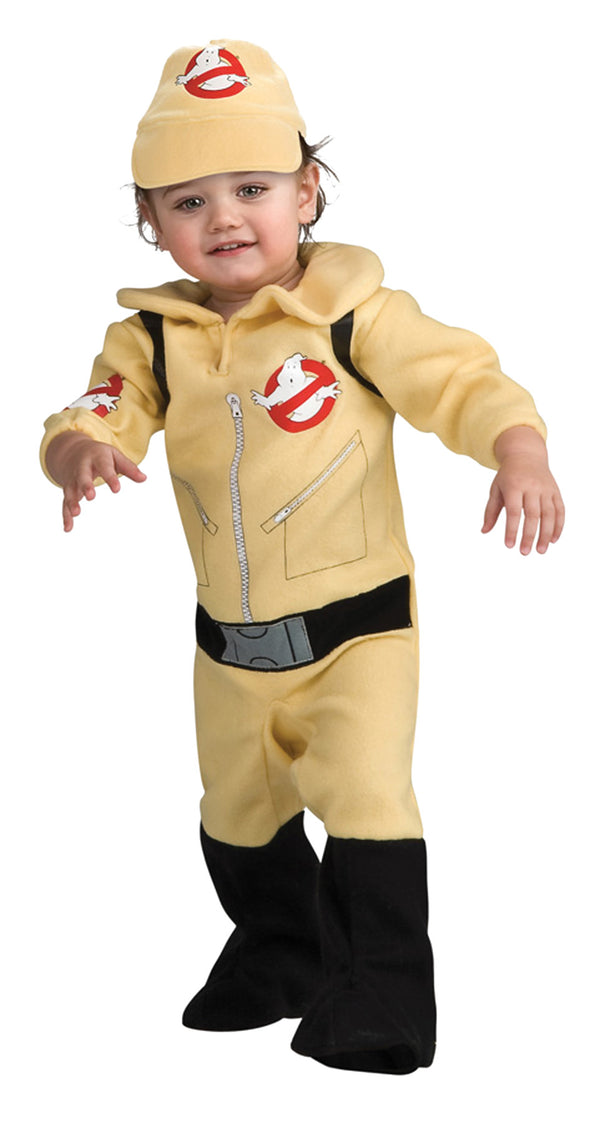 GHOSTBUSTERS - Toddler Pant Costume 2 - 4T-Costume-1-RU-885898T-Classic Horror Shop