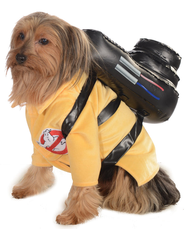 GHOSTBUSTERS - Pet Costume-Pet Costume-1-Classic Horror Shop