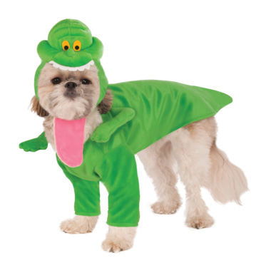 GHOSTBUSTERS - Slimer Walking Pet Costume-Pet Costume-1-Classic Horror Shop