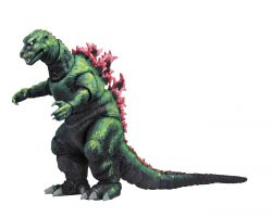 "GODZILLA - NECA 12"" Head To Tail Action Figure - 1956 Movie Poster-NECA-5-42886-Classic Horror Shop"