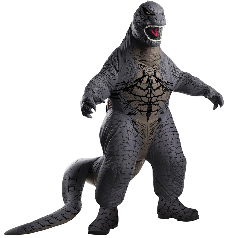 GODZILLA - Child's Inflatable Costume-Costume-1-RU-884740-Classic Horror Shop