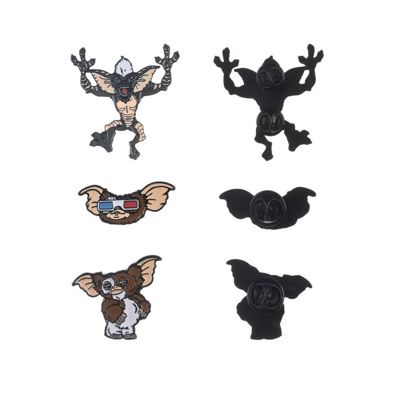 GREMLINS - Enamel Pin Set-Pin-LP855HGMS-Classic Horror Shop