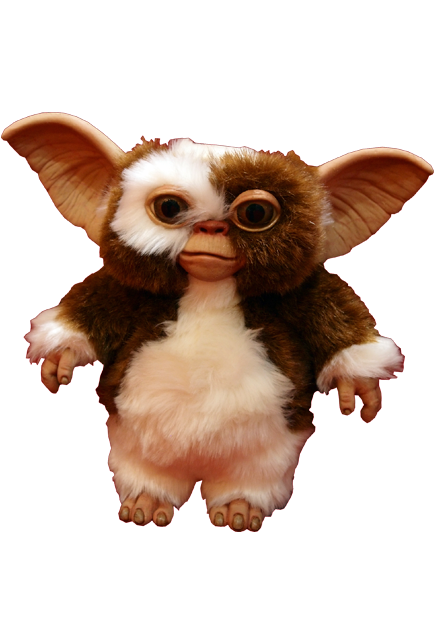 GREMLINS - Gizmo Puppet Prop-Prop-1-MA-RLWB101-Classic Horror Shop