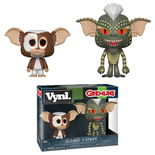 GREMLINS - Gizmo and Stripe VYNL Funko-Funko-1-32728-Classic Horror Shop