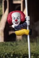 "IT 1990 - Pennywise NECA 2"" Collectible Scaler-NECA-3-14828-Classic Horror Shop"