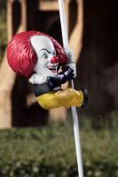 "IT 1990 - Pennywise NECA 2"" Collectible Scaler-NECA-4-14828-Classic Horror Shop"
