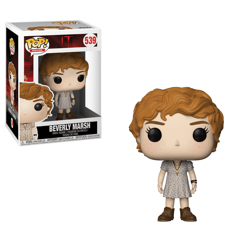 IT 2017 - Beverly Pop! Vinyl Funko-Funko-1-29523-Classic Horror Shop