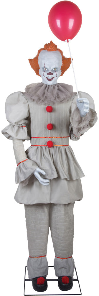 IT 2017 - Pennywise Animated Life Size Prop-Prop-1-SS-222288G-Classic Horror Shop