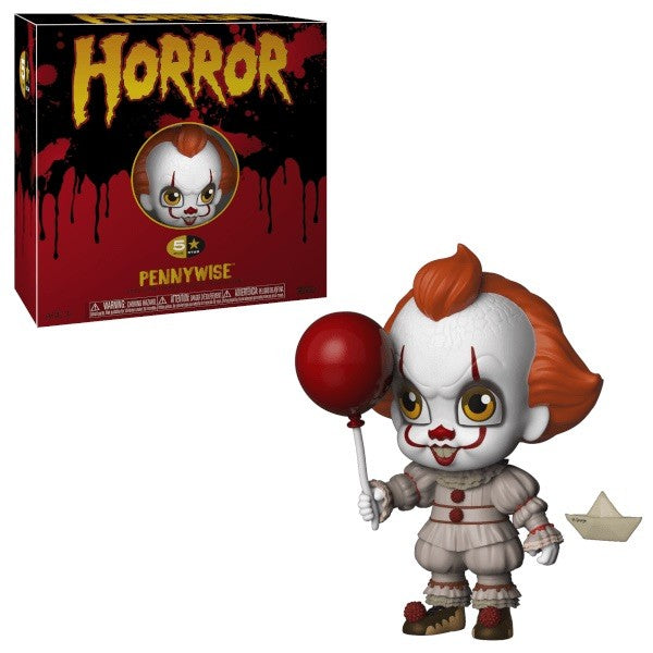 IT 2017 - Pennywise 5 Star Funko-Funko-1-34009-Classic Horror Shop