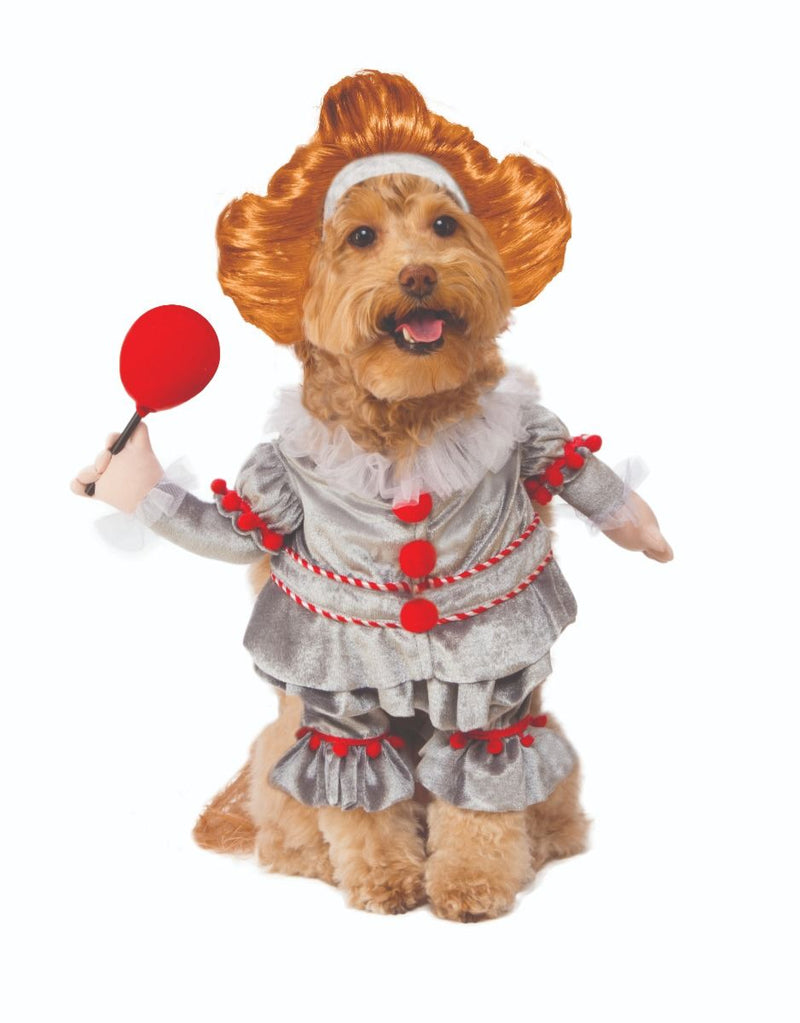 IT 2017 - Walking Pennywise Pet Costume-Pet Costume-1-Classic Horror Shop
