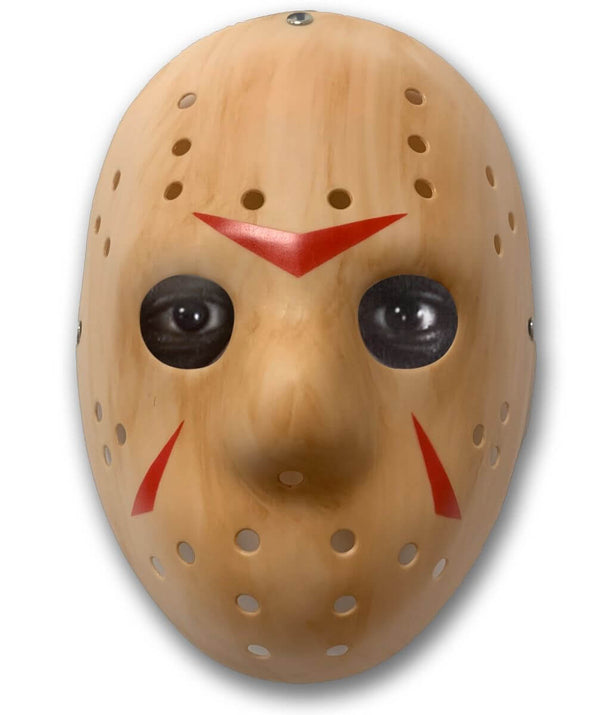 FRIDAY THE 13TH - Hard Jason Hockey Mask-Mask-700537-Classic Horror Shop