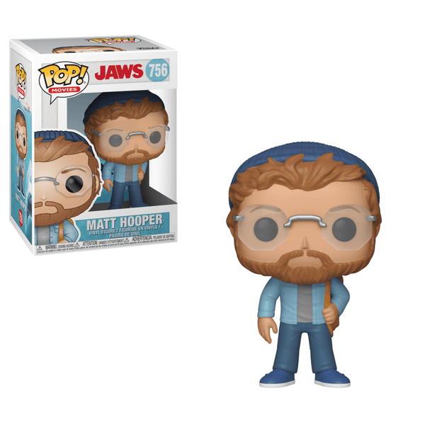 JAWS - Matt Hooper Pop! Vinyl Funko-Funko-1-38563-Classic Horror Shop