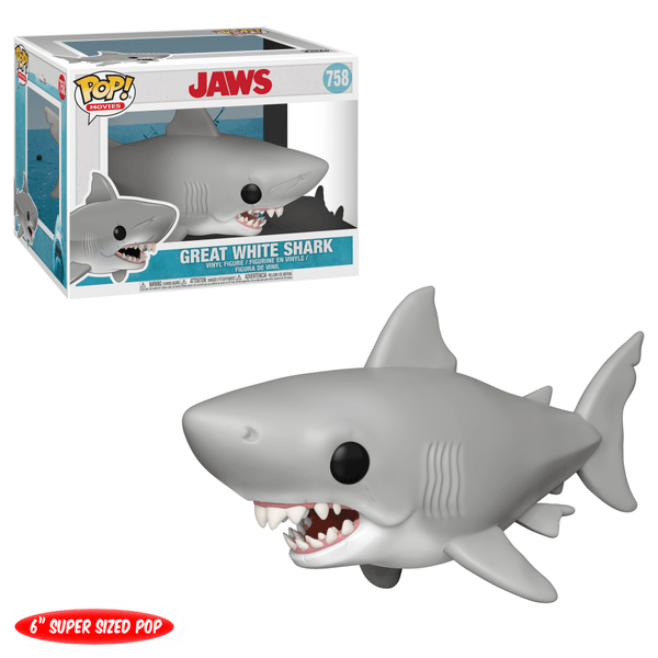"JAWS - Shark Pop! Vinyl 6"" Funko-Funko-1-38565-Classic Horror Shop"