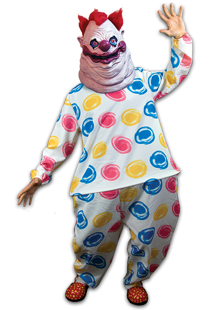 KILLER KLOWNS FROM OUTER SPACE - Fatso Costume-Costume-1-TTMGM103-Classic Horror Shop