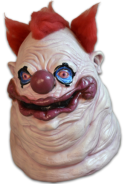 KILLER KLOWNS FROM OUTER SPACE - Fatso Mask-Mask-1-TDMGM100-Classic Horror Shop