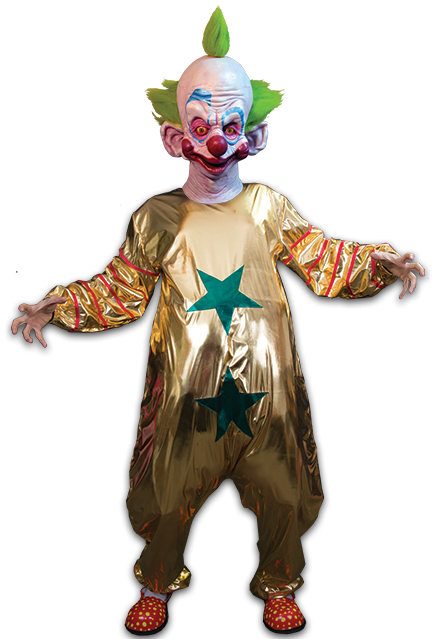 KILLER KLOWNS FROM OUTER SPACE - Shorty Costume-Costume-1-TDMGM104-Classic Horror Shop