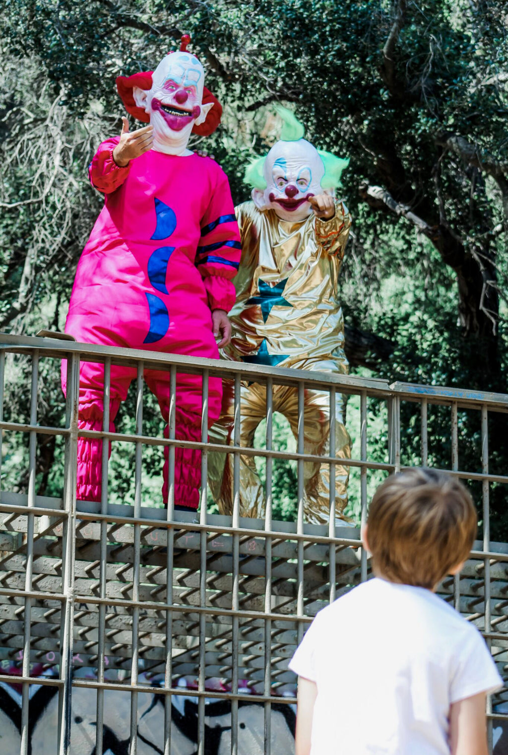 Killer Klowns From Outer Space Shorty Costume Classic Horror Shop