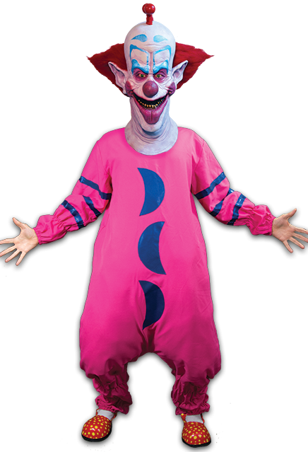 KILLER KLOWNS FROM OUTER SPACE - Slim Costume-Costume-1-TDMGM105-Classic Horror Shop