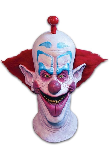 KILLER KLOWNS FROM OUTER SPACE - Slim Mask-Mask-1-JMMGM100-Classic Horror Shop