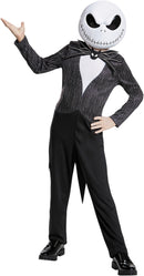 NIGHTMARE BEFORE CHRISTMAS - Child's Jack Skellington Costume-Costume-1-Classic Horror Shop