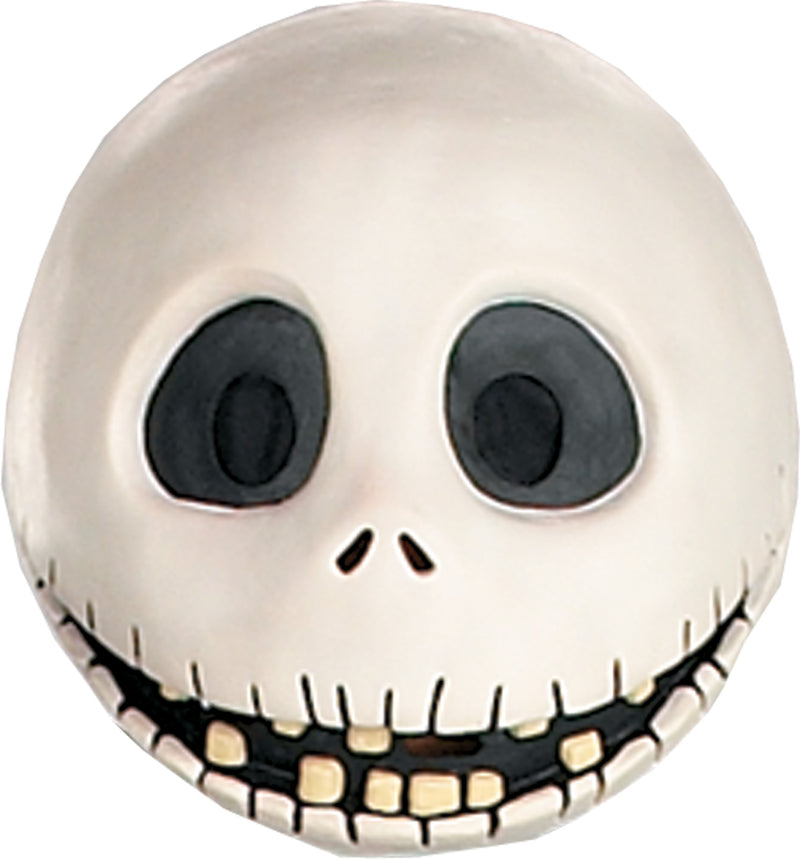 NIGHTMARE BEFORE CHRISTMAS - Jack Skellington Mask-Mask-1-DG-2104-Classic Horror Shop
