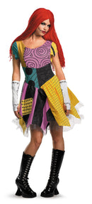 NIGHTMARE BEFORE CHRISTMAS - Adult Women's Sexy Sally Costume-Costume-1-Classic Horror Shop