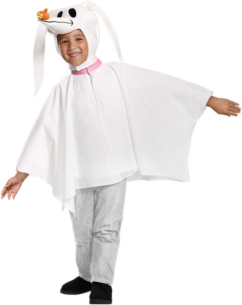 NIGHTMARE BEFORE CHRISTMAS - Child Zero Costume 4-6-Costume-1-DG-79577L-Classic Horror Shop
