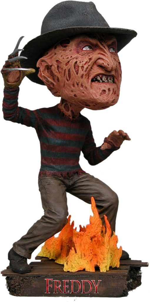 A NIGHTMARE ON ELM ST - NECA Freddy Krueger Head Knocker-NECA-1-39772-Classic Horror Shop