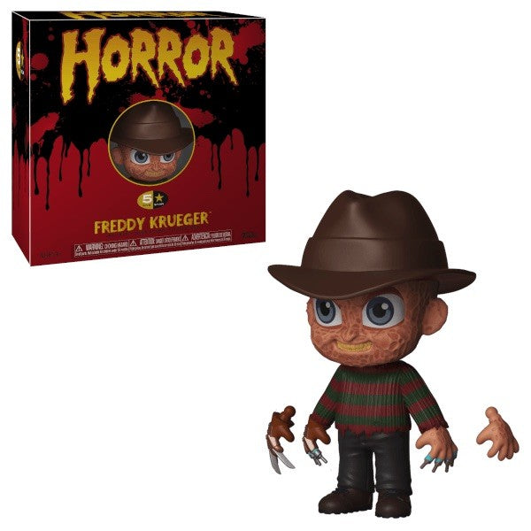 A NIGHTMARE ON ELM ST - Freddy Funko 5 Star-Funko-1-34010-Classic Horror Shop