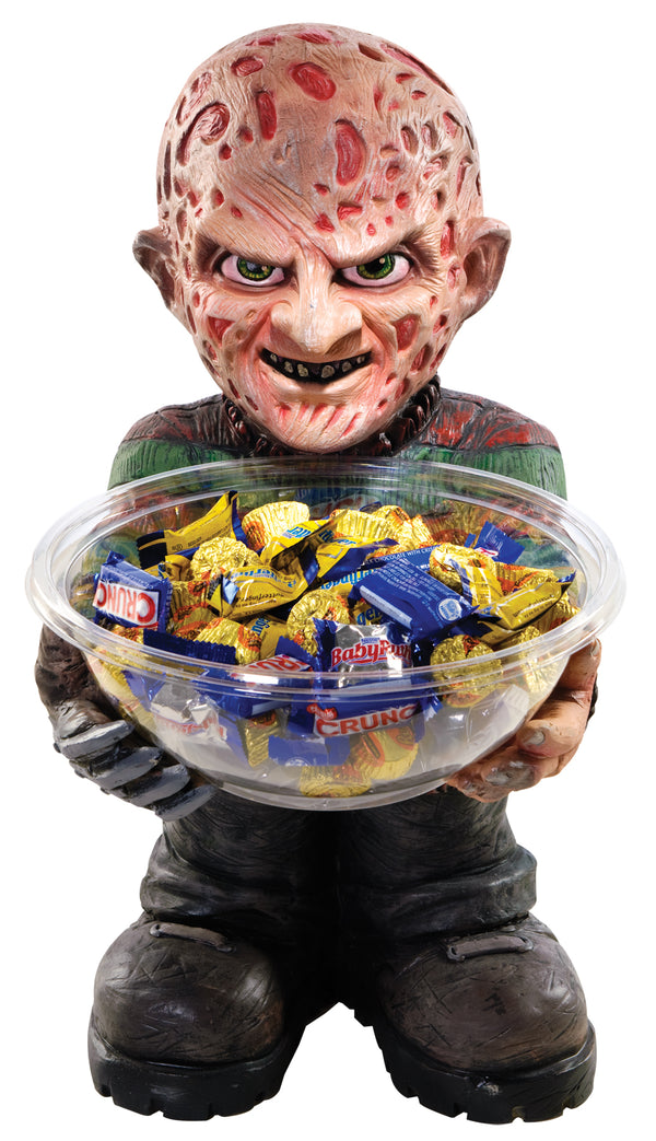 A NIGHTMARE ON ELM ST - Freddy Krueger Candy Holder-Decor-1-RU-68288-Classic Horror Shop