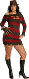 A NIGHTMARE ON ELM ST - Freddy Krueger Sexy Costume-Costume-2-Classic Horror Shop