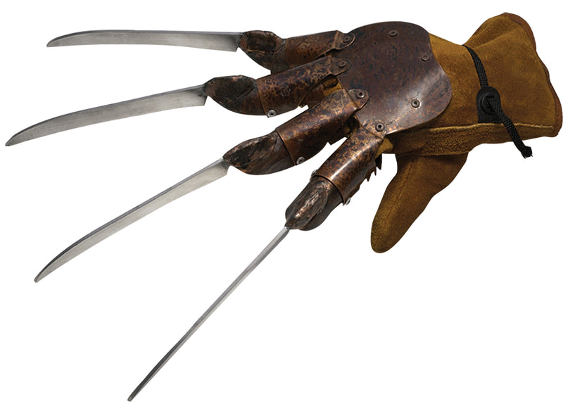 A NIGHTMARE ON ELM ST - Freddy Krueger Deluxe Glove-Costume-1-RU-6591-Classic Horror Shop