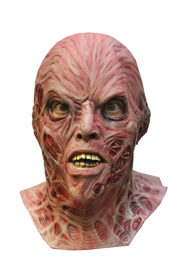 A NIGHTMARE ON ELM ST - Freddy Krueger Deluxe Mask-Mask-1-RU-68311-Classic Horror Shop