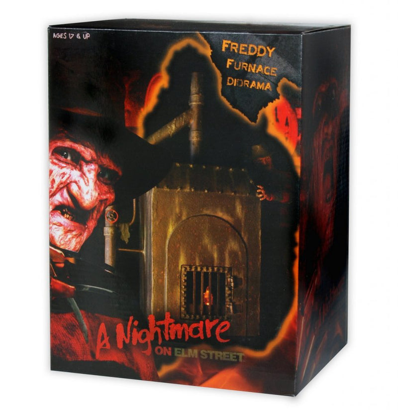 A NIGHTMARE ON ELM ST - NECA Freddy Krueger Diorama - Freddy's Furnace-NECA-1-39819-Classic Horror Shop