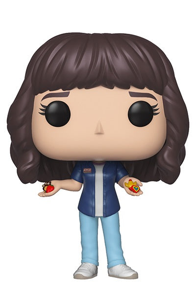 STRANGER THINGS - Joyce Pop! Vinyl Funko-Funko-1-40957-Classic Horror Shop