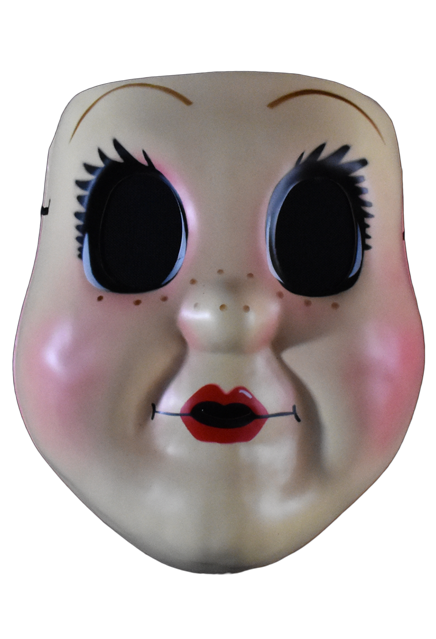 THE STRANGERS: PREY AT NIGHT - Dollface Mask-Mask-1-ARRL102-Classic Horror Shop